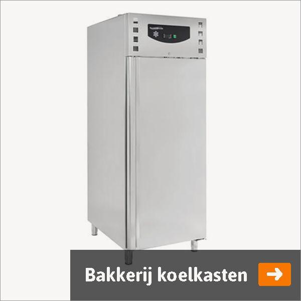 Bakkerij koelkasten