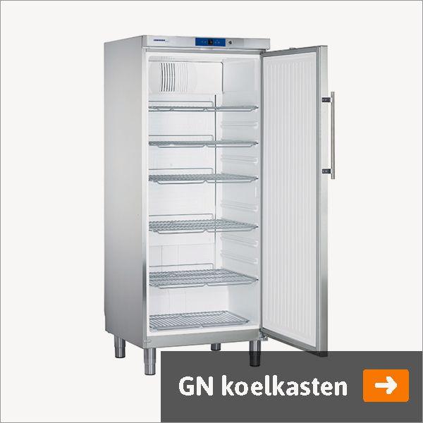 Gastronorm koelkasten