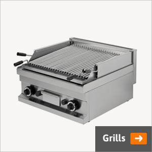 Horeca grill
