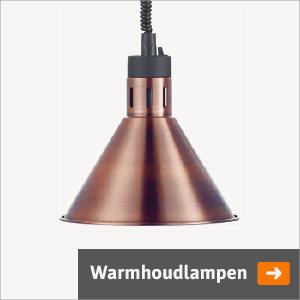 Warmhoudlampen