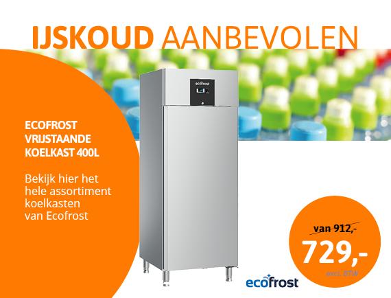 Horeca koelkast Ecofrost