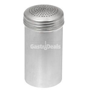 Aluminium peperstrooier met schroefdop