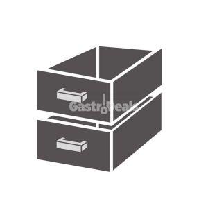 Ecorfrost ladenblok GN serie